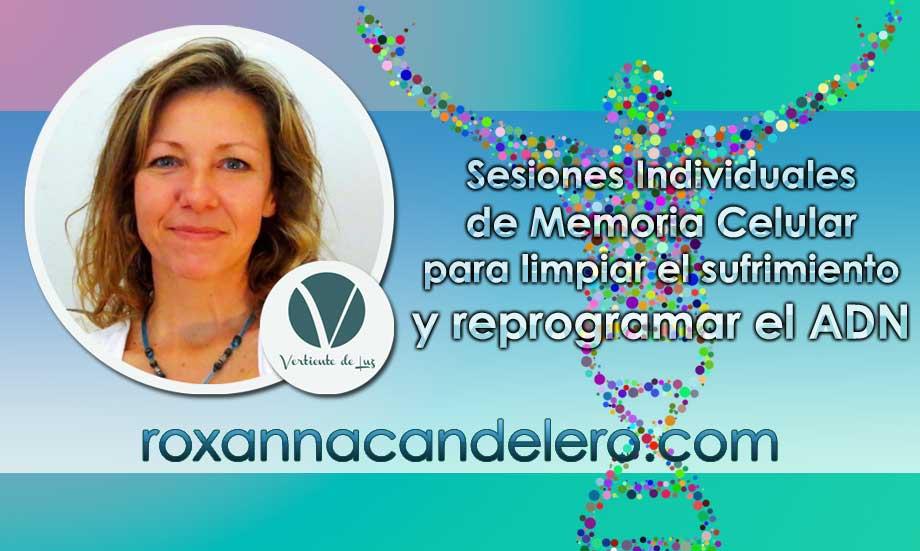 Sesiones Individuales de Memoria Celular para limpiar el sufrimiento y reprogramar el ADN
