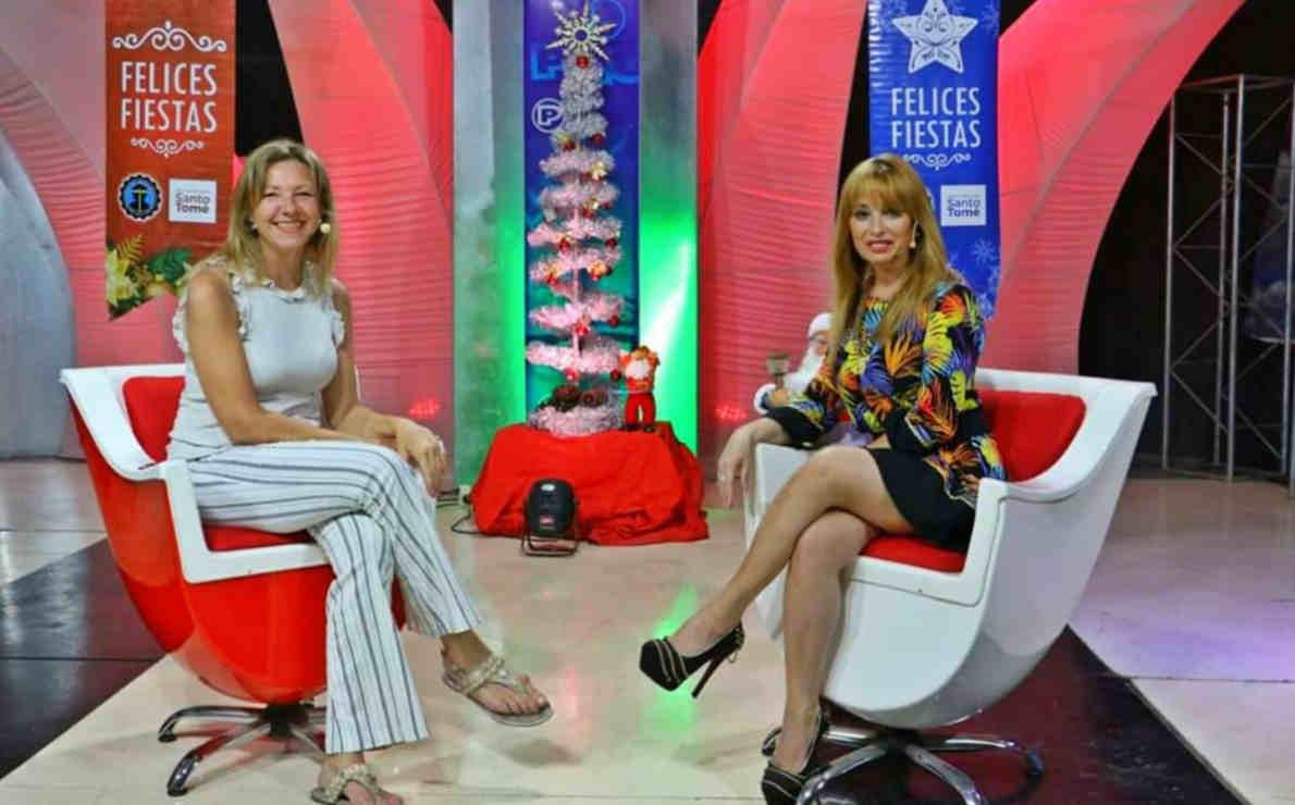 Roxana Candelero en PLUStv